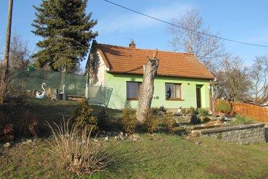 Prodej rodinného domu 3 + kk v obci Moravské Málkovice nedaleko Vyškova