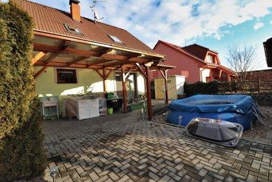 Prodej rodinného domu 4+kk, obec Křenovice, okres Vyškov