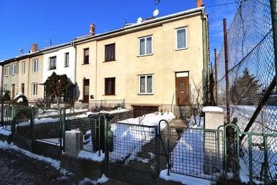 PRODÁNO - Rodinný dům s garáží a zahradou, Brno - Horní Heršpice