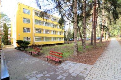 Prodej prostorného bytu 2+1 (63m²) s dvěmi lodžiemi, Brno - Žabovřesky, ulice Luční