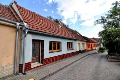 Rodinný dům po částečné rekonstrukci Brno-Líšeň