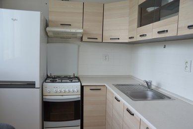 Pronájem prostorného bytu 3+1, 69 m² s šatnou a balkonem, ul. Vídeňská, Brno