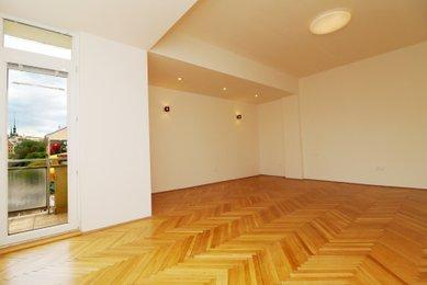 Pronájem  bytu 3+1,  89m² , v centru Brna