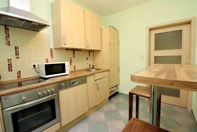 Prodej bytu v OV 3+1, vč. parkovacího stání, ul. Merhautova, Brno, Černá Pole