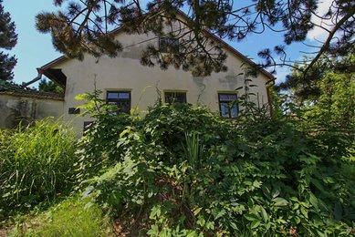 Prodej zemědělské usedlosti na Vysočině, okres Žďár nad Sázavou, CP: 2 444m² - Věchnov