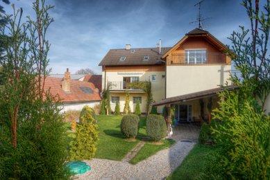 Prodej penzionu u Macochy, Vilémovice - okr. Blansko