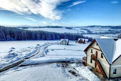 Prodej apartmánového domu, pozemek 691m², Jeseníky, Horní Václavov