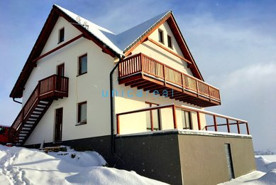 Prodej  horského penzionu, pozemek 691m², Jeseníky, Horní Václavov