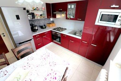 Prodej bytu  2+1, 46m2, Brno - Líšeň