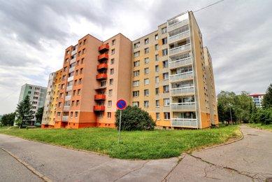 Prodej bytu 2+1, 46m², Brno-Líšeň