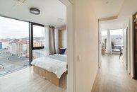 Apartmán 7.patro - ložnice