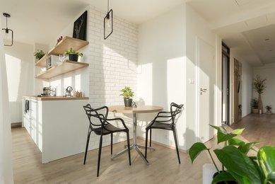 Pronájem luxusního bytu 2+kk 60m² s terasou, Staré Brno