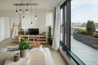 Apartmán Petrov výhled k terase