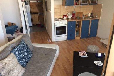 Pronájem bytu 1+kk, 43m² - Brno, Joštova