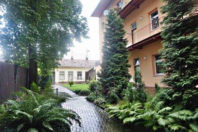 Prodej atypického, prostorného bytu OV 2+1, Brno-Zábrdovice