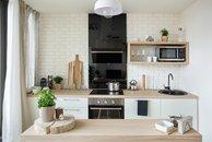 Apartmán Petrov kuchyň