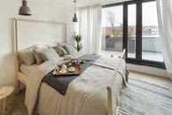 Apartmán Petrov ložnice 2