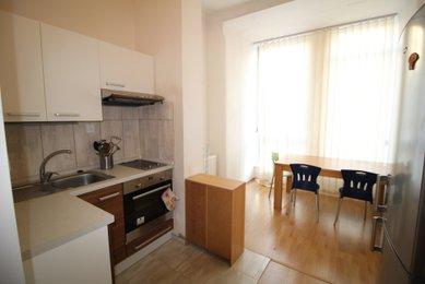 Pronájem bytu v OV 1+1, ul. Kamenomlýnská, Brno -Pisárky