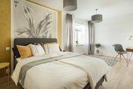 Apartmán TUGEHDHAT ložnice