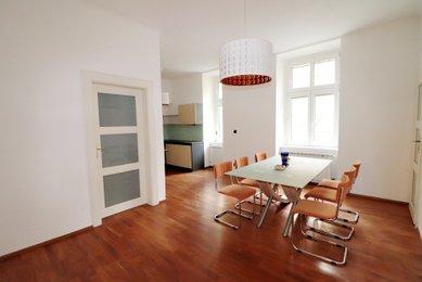 Prodej bytu v OV 3+1, ul. Tučkova, Brno-Veveří