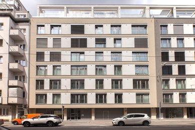 Pronájem kanceláře 30m², Brno - Černá Pole, ulice Milady Horákové