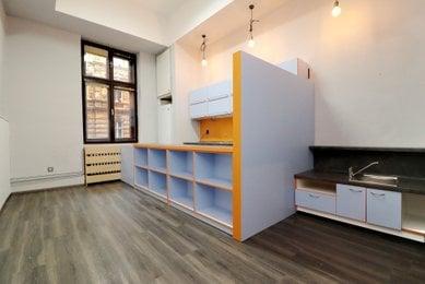 Pronájem bytu 3+1, 105m² , ul.Veveří, Brno