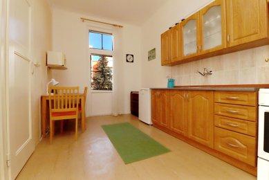 Pronájem bytu 1+1, 43m² - ul. Křížkovského, Brno