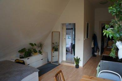 Pronájem bytu v OV 1+kk, ul. Krondlova, Brno- Žabovřesky