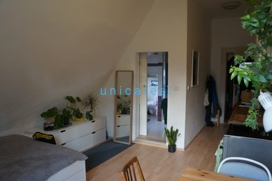 Pronájem bytu v OV 1+kk, ul. Krondlova, Brno-Žabovřesky