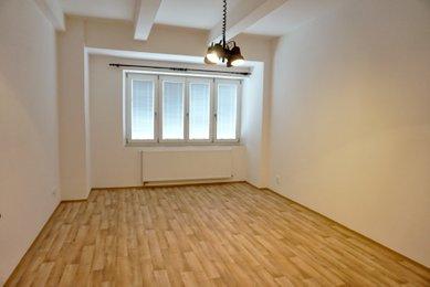 Pronájem bytu 1+kk, Brno - Kr. Pole, Purkyňova