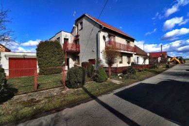 Prodej rodinného domu, Letovice-Jasinov, okres Blansko
