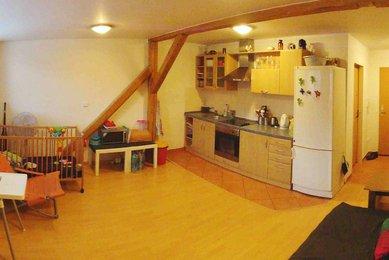 Pronájem bytu 2+kk, Brno-Komín, ul. Hlavní