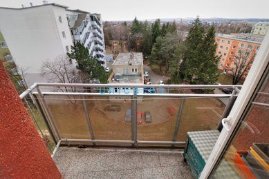 Prodej bytu OV 3+1, Brno-Černovice, ul. Kneslova
