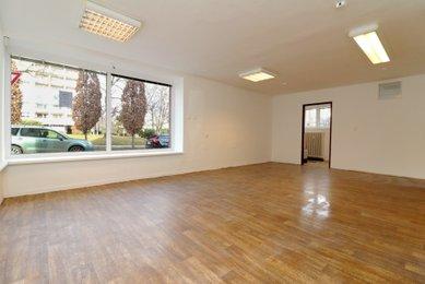 Pronájem obchodního prostoru, 46m² - Brno, Tábor, Královo Pole