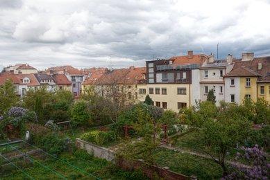 Pronájem bytu 2+1 s balkonem, Brno - Královo Pole, ul. Purkyňova