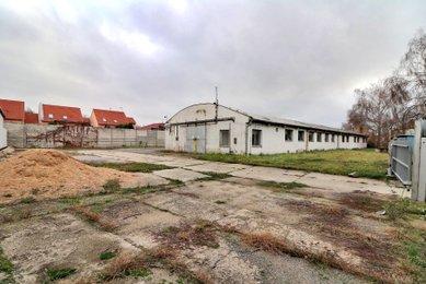 Pronájem skladů - Židlochovice, Brno-venkov