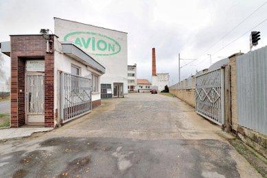 Pronájem průmyslového areálu, Židlochovice, Brno-venkov