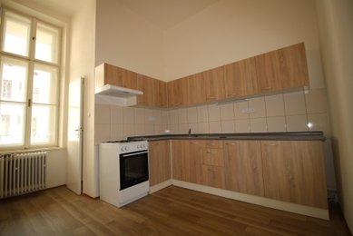 Pronájem bytu 3+1, 105 m², Brno, ulice Joštova