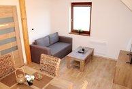 václavov - 3+kk obývací prostor I