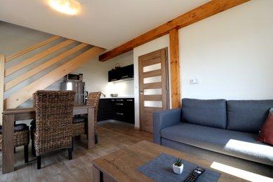 Prodej bytu 3+kk, 95 m² - Horní Václavov, Jeseníky