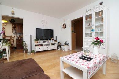 Prodej bytu v OV 3+1, ul. Ukrajinská, Brno, Bohunice