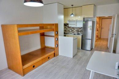 Pronájem bytu 1+kk, Rosice, ul. Komenského nám., Brno- venkov