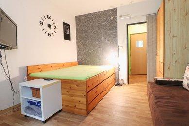 Prodej bytu 1+kk, 20,1 m² - Brno - Líšeň, ul. Jedovnická
