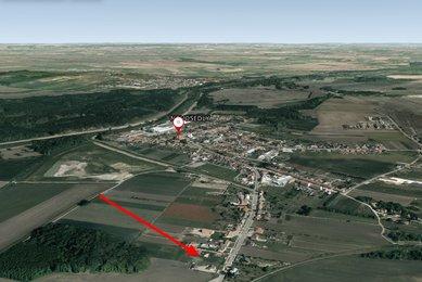 Prodej pozemku pro bydlení, 4 600 m² - Novosedly