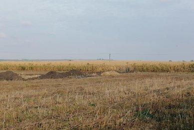 Prodej stavebního pozemku v obci Hrušky okres Vyškov