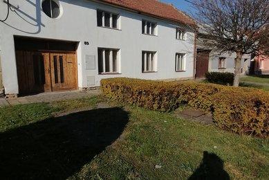 Prodej rodinného domu 3 + kk v obci Topolany nedaleko Vyškova