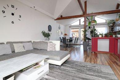Prodej rodinného  domu, 120m², Mokrá-Horákov, Brno-venkov