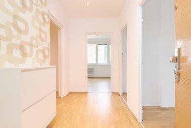 Hezký byt 3+1 (CP 67 m²), ulice Josefy Faimonové, Brno - Líšeň