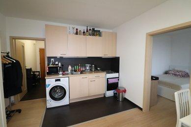Pronájem bytu 1+1, ul. Srbská, Brno- Královo Pole