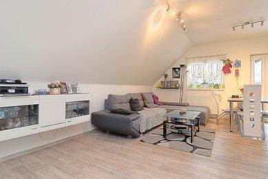 Pronájem bytu 2+kk, 68m² - Rajhradice u Brna